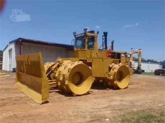 USED CAT 836C Landfill Compactor Parma