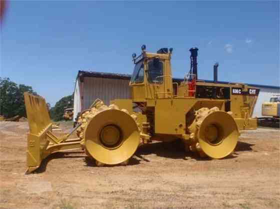 USED CAT 826H Landfill Compactor Parma