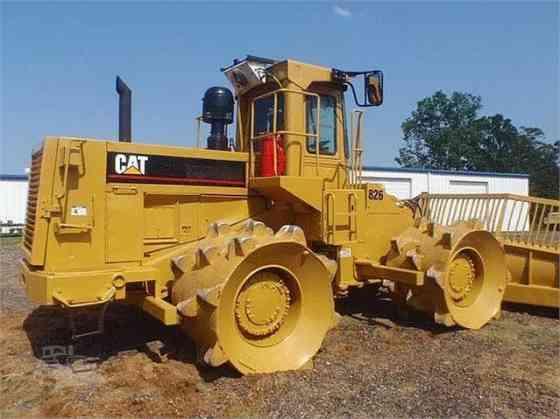 USED CAT 826C Landfill Compactor Parma