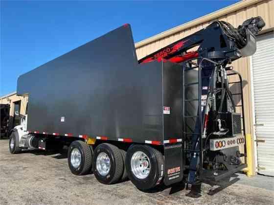 NEW 2021 PETERBILT 567 Grapple Truck Lake Worth