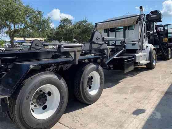 USED 2020 PETERBILT 567 Grapple Truck Lake Worth