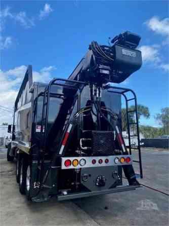 NEW 2022 PETERBILT 567 Grapple Truck Lake Worth
