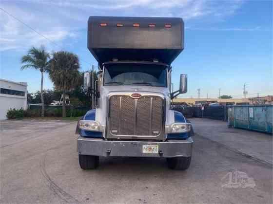 USED 2018 PETERBILT 567 Grapple Truck Lake Worth