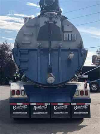USED 2019 MACK GRANITE 86FR Vacuum Truck Fort Worth