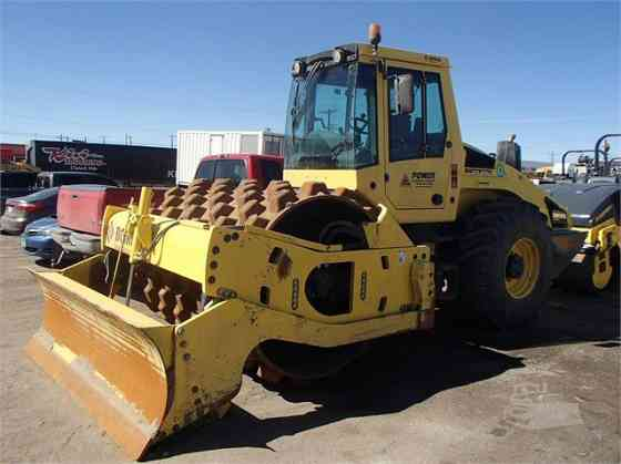 USED 2015 BOMAG BW213PDH-40 Compactor Denver