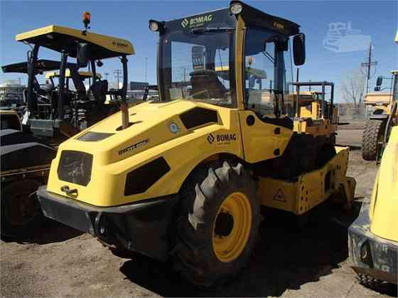 USED 2016 BOMAG BW177PDH-5 Compactor Denver