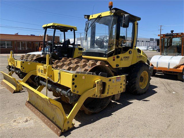 USED 2018 BOMAG BW177PDH-5 Compactor Denver - photo 3