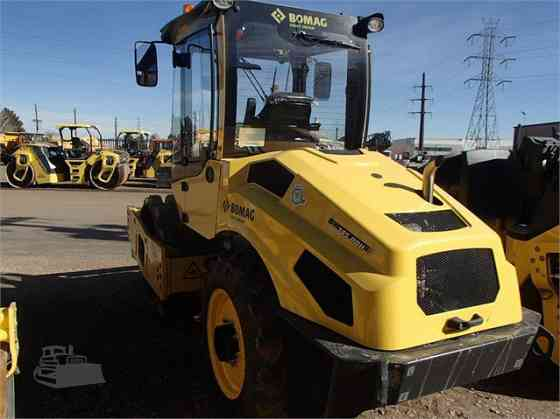 NEW 2020 BOMAG BW145PDH-5 Compactor Denver
