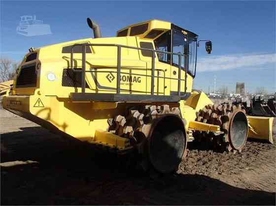 USED 2016 BOMAG BC473EB-4 Compactor Denver