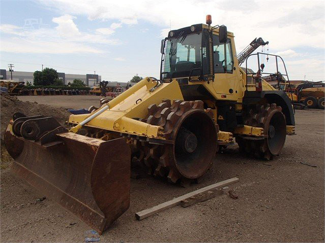 USED 2015 BOMAG BC472RB Compactor Denver - photo 3