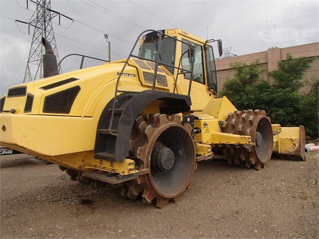 USED 2015 BOMAG BC472RB Compactor Denver - photo 4