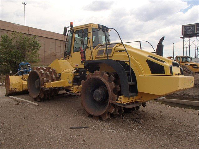USED 2015 BOMAG BC472RB Compactor Denver - photo 1