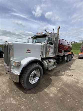 USED 2013 PETERBILT 388 Vacuum Truck Pittsburgh