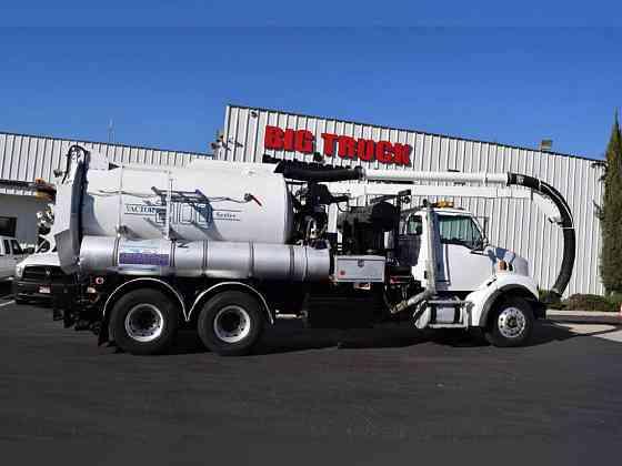 USED 2004 VACTOR 2100 Vacuum Truck Fontana