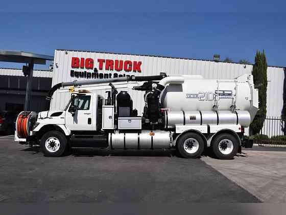 USED 2008 VACTOR 2100 Vacuum Truck Fontana