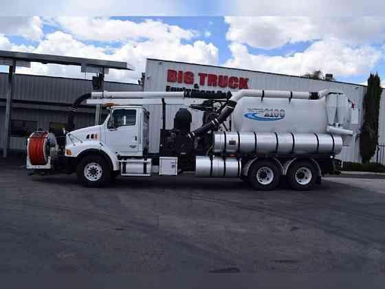USED 2009 VACTOR 2100 Plus Vacuum Truck Fontana