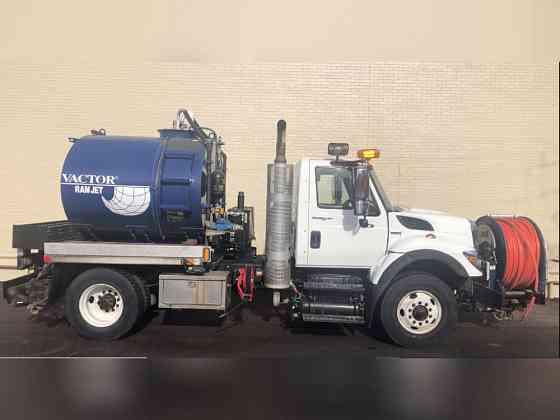 USED 2008 VACTOR RAMJET Vacuum Truck Elmhurst