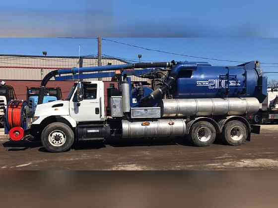 USED 2003 VACTOR 2110 Vacuum Truck Elmhurst