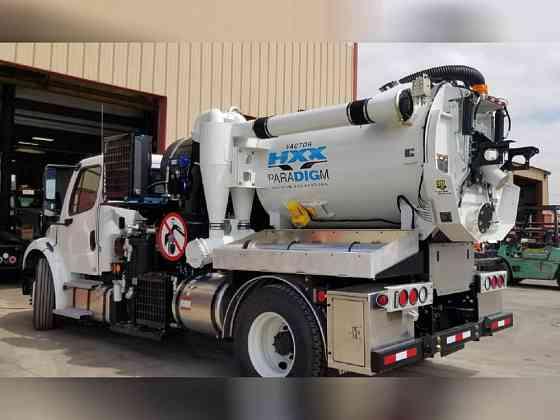 USED 2018 VACTOR Paradigm Vacuum Truck Elmhurst