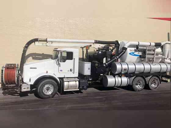 USED 2015 VACTOR 2100 Plus PD Vacuum Truck Elmhurst
