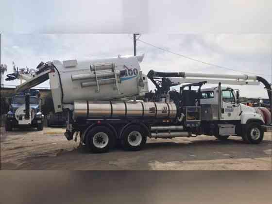 USED 2018 VACTOR 2100 PLUS Vacuum Truck Elmhurst