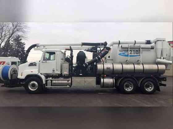 USED 2018 VACTOR 2100 Plus PD Vacuum Truck Elmhurst