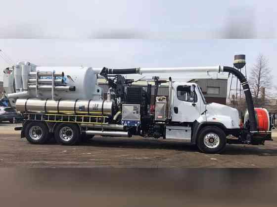 USED 2020 VACTOR 2100i FAN Vacuum Truck Elmhurst