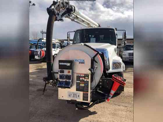 USED 2019 VACTOR 2100i PD Vacuum Truck Elmhurst