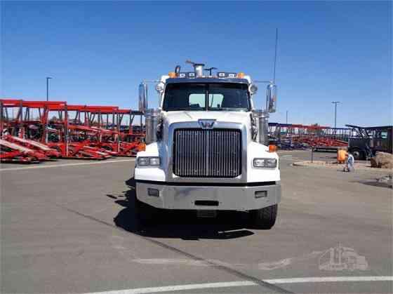 USED 2016 WESTERN STAR 4900SB Vacuum Truck Denver