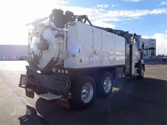 USED 2018 WESTERN STAR 4700SB Vacuum Truck Denver