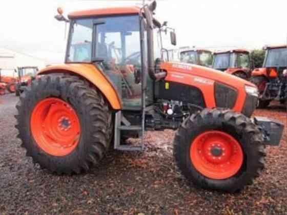 USED 2018 KUBOTA M6S-111SDSC Tractor Albany, Oregon