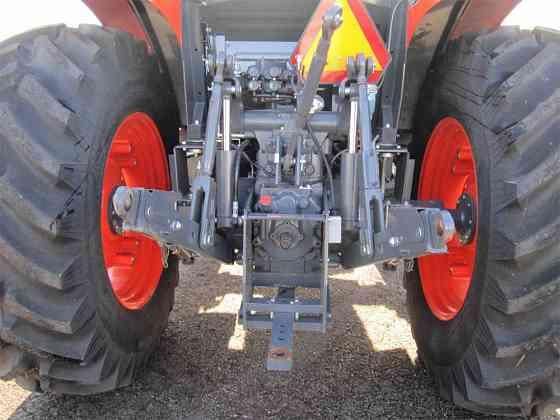 USED 2018 KUBOTA M6-101 Tractor Albany, Oregon