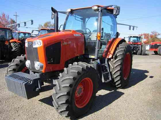 USED 2018 KUBOTA M6-131 Tractor Albany, Oregon