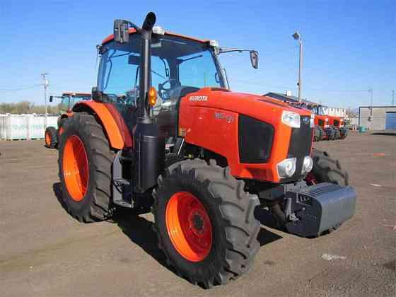 USED 2019 KUBOTA M6-131 Tractor Albany, Oregon