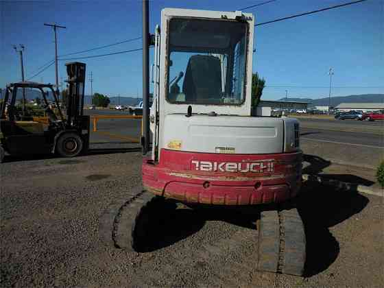 USED 2006 TAKEUCHI TB153FR Excavator Central Point