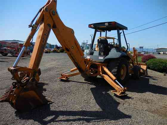 USED 2000 CASE 580SL Backhoe Central Point