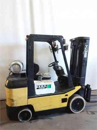 USED 2005 TCM FCG25T7T Forklift Charlotte