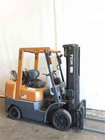 USED 1999 TCM FCG25F9 Forklift Charlotte