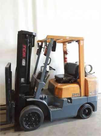 USED 2005 TCM FCG25F9 Forklift Charlotte