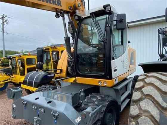 USED 2020 LIEBHERR A918 Excavator Milwaukee