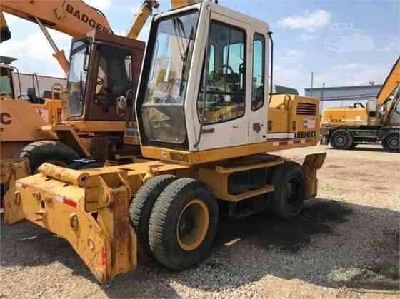 USED 1998 LIEBHERR A902 LITRONIC Excavator Milwaukee