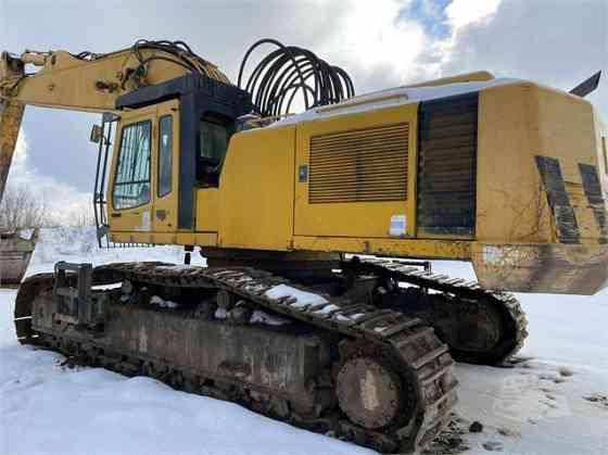 USED 1996 LIEBHERR R974BHDSL Excavator Milwaukee