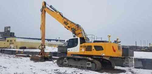 USED 2019 LIEBHERR R956 LITRONIC Excavator Milwaukee