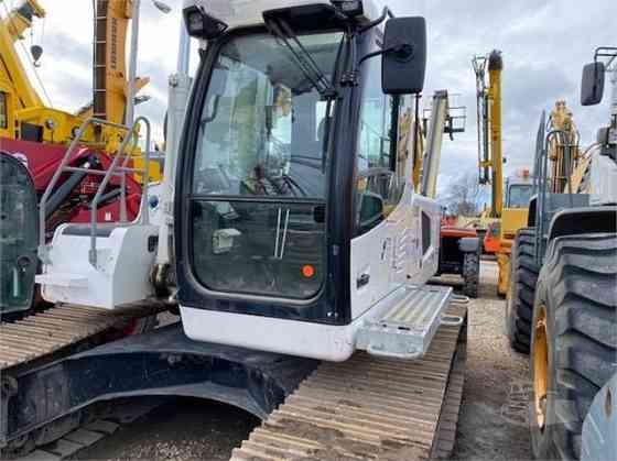 USED 2018 LIEBHERR R926 LITRONIC Excavator Milwaukee