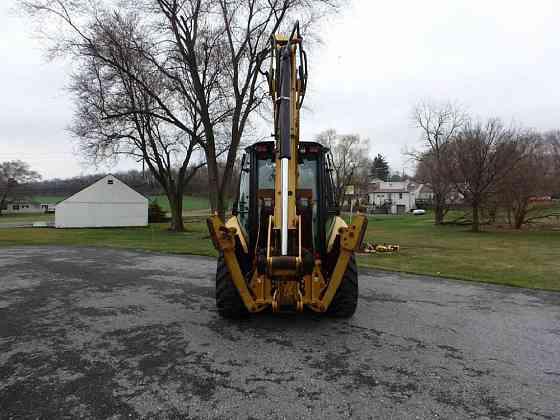USED 2012 CATERPILLAR 416F Backhoe Lancaster, Pennsylvania