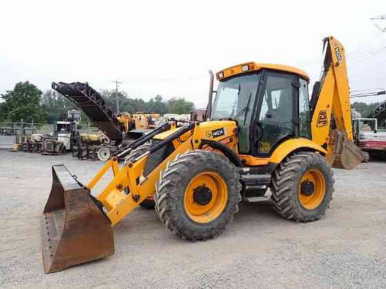 USED 2008 JCB 4CX Backhoe Lancaster, Pennsylvania