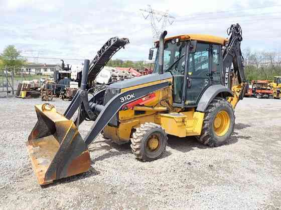USED 2014 DEERE 310K Backhoe Lancaster, Pennsylvania