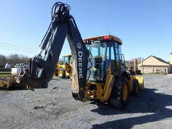 USED 2014 DEERE 310SK Backhoe Lancaster, Pennsylvania