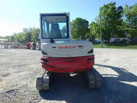 USED 2014 TAKEUCHI TB260CR Excavator Lancaster, Pennsylvania