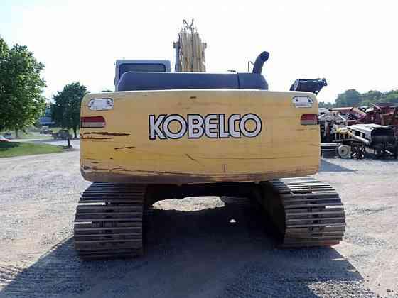 USED 2001 KOBELCO SK250 LC Excavator Lancaster, Pennsylvania